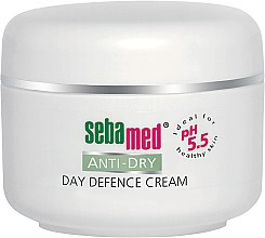 Parfumuri și produse cosmetice Cremă hidratantă de zi pentru față - Sebamed Anti Dry Day Defence Cream