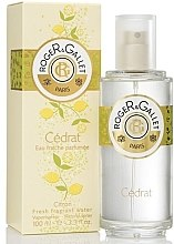 Roger & Gallet Cedrat - Apă de parfum — Imagine N1