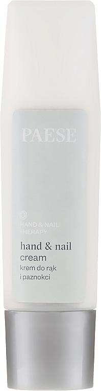 Cremă pentru mâini și unghii - Paese Hand & Nail Therapy Cream — Imagine N2