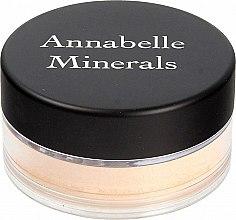 Parfumuri și produse cosmetice Pudră matifiantă pe bază de minerale pentru față - Annabelle Minerals (mini)