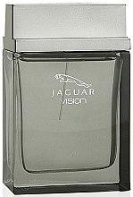 Parfumuri și produse cosmetice Jaguar Vision - Apă de toaletă (tester fără capac)