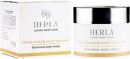 Parfumuri și produse cosmetice Mască de corp - Herla Luxury Body Care Gingko Biloba & White Mulberry Body Mask