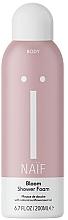 Parfumuri și produse cosmetice Spumă de baie - Naif Bloom Shower Foam