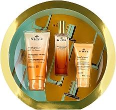 Parfumuri și produse cosmetice Nuxe Prodigieux Le Parfum - Set (edp/30ml + sh/oil/30ml + b/lot/100ml)
