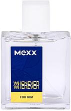 Parfumuri și produse cosmetice Mexx Whenever Wherever For Him - Loțiune după ras