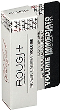 Parfumuri și produse cosmetice Primer pentru buze - Rougi+ GlamTech Volumizing Primer Lipstick