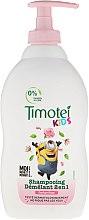 """Parfumuri și produse cosmetice Șampon pentru copii """"Trandafir"""" - Timotei Kids Shampoo"""