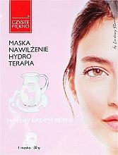 Parfumuri și produse cosmetice Mască de față - Czyste Piekno Hydro Therapia Face Mask