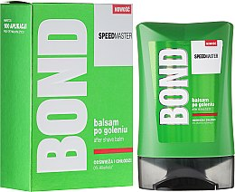 Parfumuri și produse cosmetice Balsam după ras - Bond Speedmaster After Shave Balm