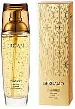 Parfumuri și produse cosmetice Ser anti-îmbătrânire cu aur pentru față - Bergamo 24K Gold Brilliant Essence