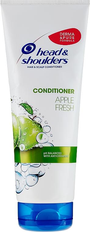 Balsam împotriva mătreții - Head & Shoulders Apple Fresh