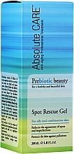 Parfumuri și produse cosmetice Gel pentru ten gras și mixt - Absolute Care Prebiotic Beauty Spot Rescue Gel