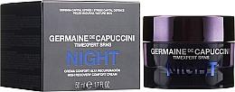 Parfumuri și produse cosmetice Cremă de noapte pentru față - Germaine de Capuccini Timexpert SRNS Night High Recovery Comfort Cream