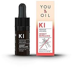 Parfumuri și produse cosmetice Amestec de uleiuri esențiale - You & Oil KI-Insect Repelling Touch Of Welness Essential Oil