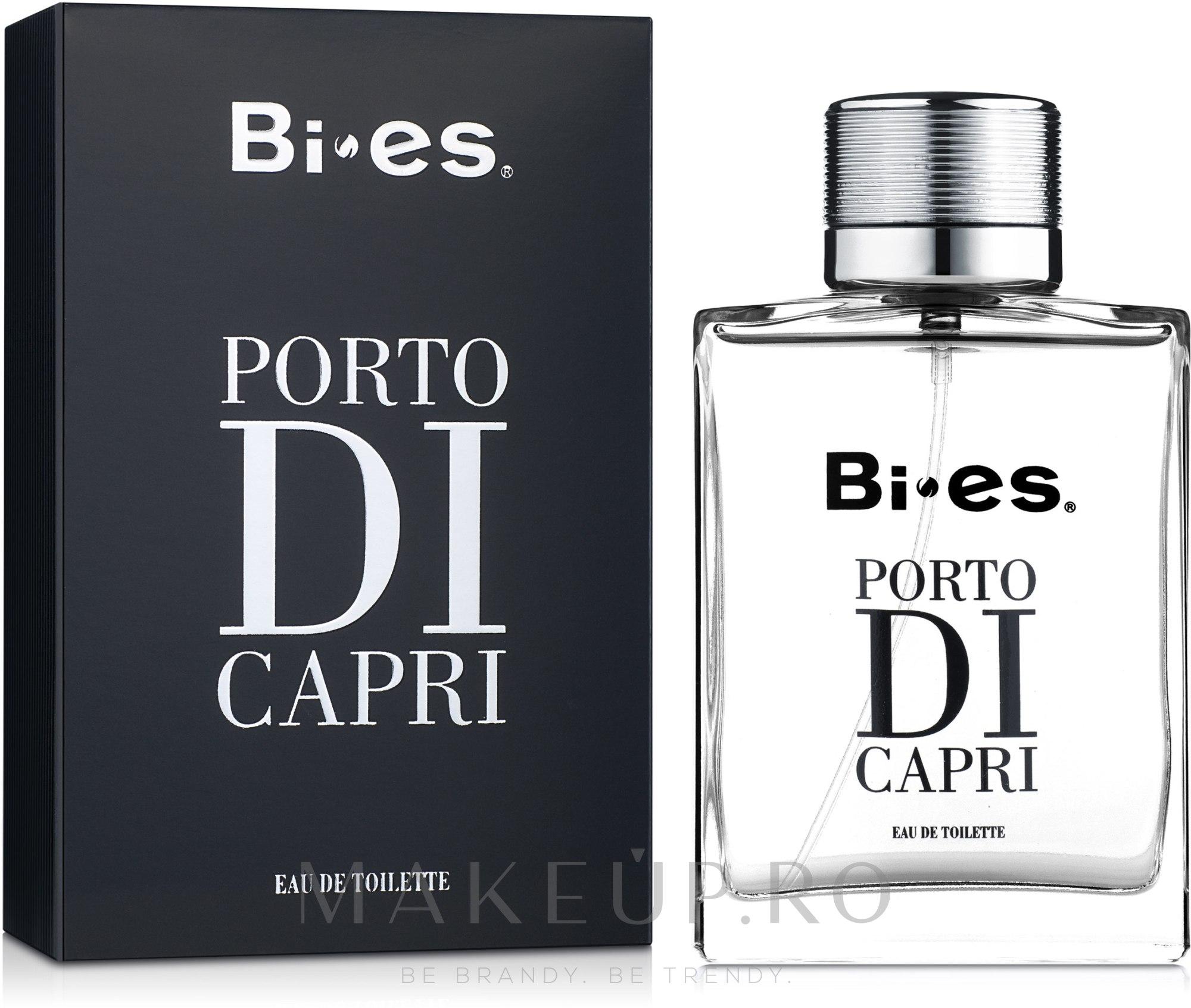 Bi-Es Porto Di Capri - Apă de toaletă — Imagine 100 ml