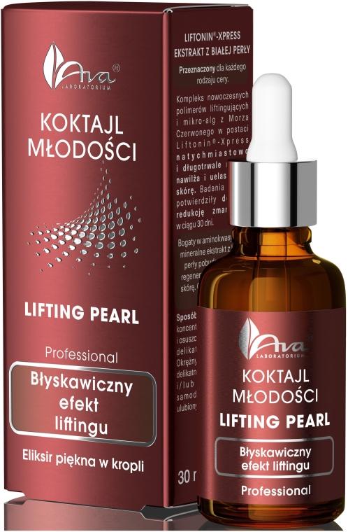 Emulsie pentru față - Ava Laboratorium Lifting Pearl