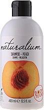 "Parfumuri și produse cosmetice Șampon-balsam nutritiv de păr ""Peach"" - Naturalium Shampoo And Conditioner Peach"