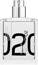 Parfumuri și produse cosmetice Escentric Molecules Molecule 02 Travel Size in Case - Apă de toaletă (în husă)