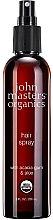 Parfumuri și produse cosmetice Lac de păr - John Masters Organics Hair Spray With Acacia Gum & Aloe