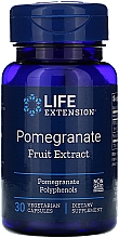 "Parfumuri și produse cosmetice Supliment alimentar ""Rodie, extract de fructe"" - Life Extension Pomegranate Fruit Extract"