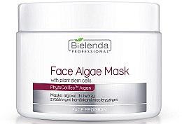 Parfumuri și produse cosmetice Mască de față cu celule stem - Bielenda Professional Face Algae Mask