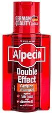 Parfumuri și produse cosmetice Șampon cu cofeină împotriva matreții și căderea părului - Alpecin Double Effect Caffeine Shampoo