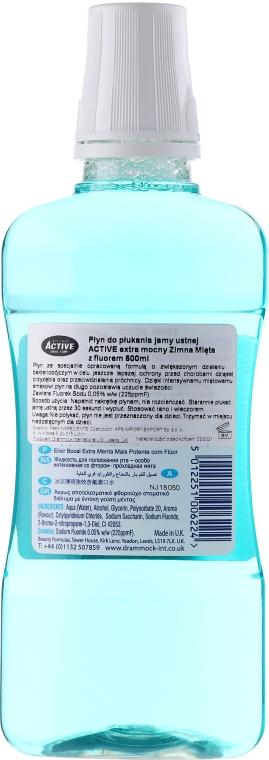 Apă de gură - Beauty Formulas Active Oral Care Extra Strength Cool Mint — Imagine N2