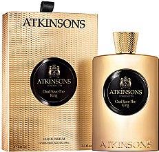 Parfumuri și produse cosmetice Atkinsons Oud Save The King - Apă de parfum