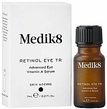 Parfumuri și produse cosmetice Ser de noapte cu retinol sub ochi - Medik8 Retinol Eye TR