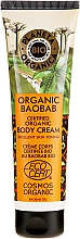Parfumuri și produse cosmetice Cremă pentru corp - Planeta Organica Organic Baobab Body Cream