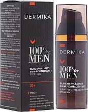 Parfumuri și produse cosmetice Crema regenerantă și hidratantă - Dermika Ultra-Hydrating And Revitalizing Cream 30+