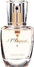 Parfumuri și produse cosmetice Dupont Pour Femme Limited Edition - Apă de toaletă