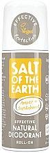 Parfumuri și produse cosmetice Deodorant natural roll-on - Salt of the Earth Amber & Sandalwood Natural Roll-On Deo