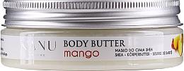 """Parfumuri și produse cosmetice Unt de corp """"Mango"""" - Kanu Nature Mango Body Butter"""