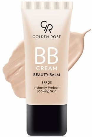 Bază- fond de ten - Golden Rose BB Cream Beauty Balm