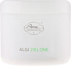 Parfumuri și produse cosmetice Mască alginată seboregulatoare verde - Jadwiga Saipan Algi Zielone