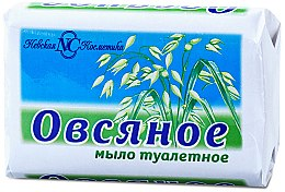 """Parfumuri și produse cosmetice Săpun de toaletă """"Ovăz"""" - Nevskaya Cosmetics"""