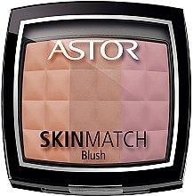 Parfumuri și produse cosmetice Fard de obraz - Astor Skin Match Blush