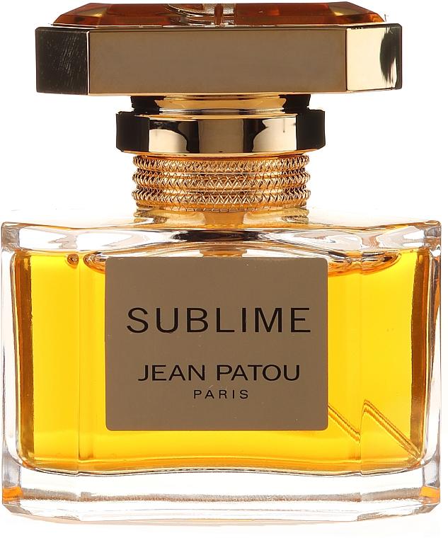 Jean Patou Sublime - Apă de parfum — Imagine N3