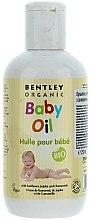 Parfumuri și produse cosmetice Ulei pentru bebeluși - Bentley Organic Baby Oil