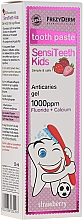 Parfumuri și produse cosmetice Pastă de dinți - Frezyderm SensiTeeth Kids Tooth Paste 1000ppm