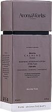 Parfumuri și produse cosmetice Loțiune după ras pentru bărbați - AromaWorks Calming Aftershave Lotion