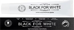 Parfumuri și produse cosmetice Pastă de dinți - Biomika Black For White Teeth Paste