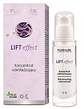 Parfumuri și produse cosmetice Concentrat pentru față - Floslek Lift Effect Rejuvenating Concentrate
