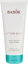Lapte de corp, după plajă - Babor After Sun Anti-Aging Sun Care Repair Lotion — Imagine N2