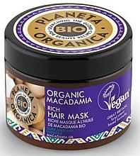 Parfumuri și produse cosmetice Mască pentru luciu părului - Planeta Organica Organic Macadamia Rich Hair Mask