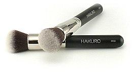 """Pensulă pentru fond de ten """"H53"""" - Hakuro — Imagine N1"""