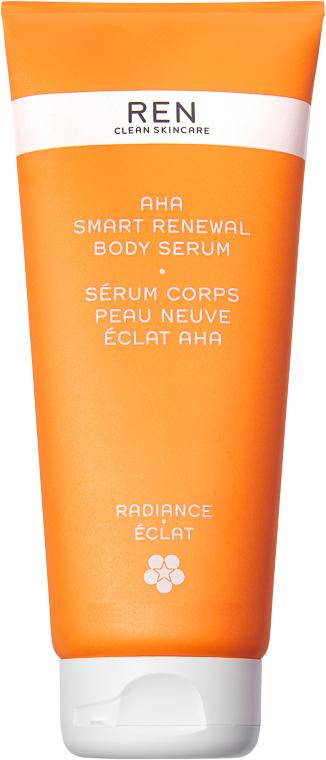 Ser pentru corp - Ren Radiance Clean Skincare AHA Smart Renewal Body Serum — Imagine N1