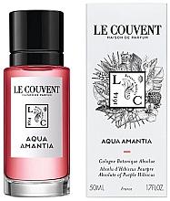 Parfumuri și produse cosmetice Le Couvent des Minimes Aqua Amantia - Apă de toaletă