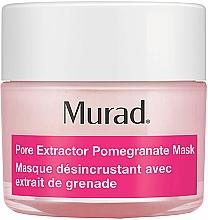 Parfumuri și produse cosmetice Mască facială de curățare cu extract de rodie - Murad Pore Rescue Pore Extractor Pomegranate Mask